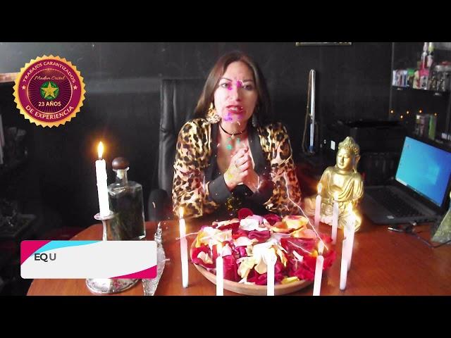 Limpieza espiritual 2021 con Madam Cristal