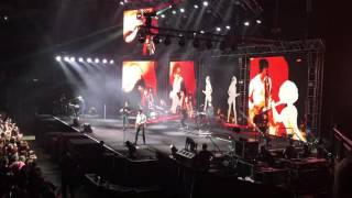 A-ha - Living Daylights Live London 02 Arena Saturday 26th March 2016