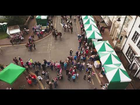 Egremont Crab Fair 16 September 2017