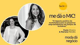 FashionHUB - #medáoMIC! | #11: Paula Oliveira e Mariana Mendes