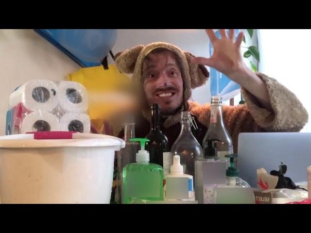 #DONSTHUIS: HAMSTERVLOG - DEEL 1 - HAMSTERSPULLEN
