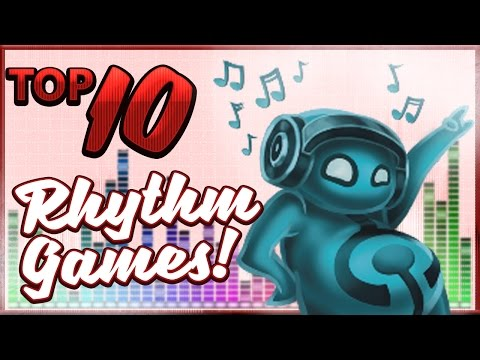Top 10 Best Rhythm/Music Games - snomaN Gaming
