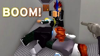 ROBLOX LET'S PLAY MURDER MYSTERY - France GAMER CHAD ET RADIOJH GAMES