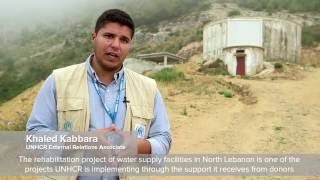 Lebanon: increasing access to water in the Bekaa and North Lebanon