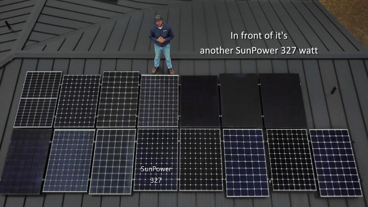 2019 S Solar Panels Hesolar Youtube