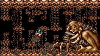"""[HD] TAS: SNES Contra 3: The Alien Wars (USA) """"pacifist"""" in 14:25.25 by Ash_Williams"""