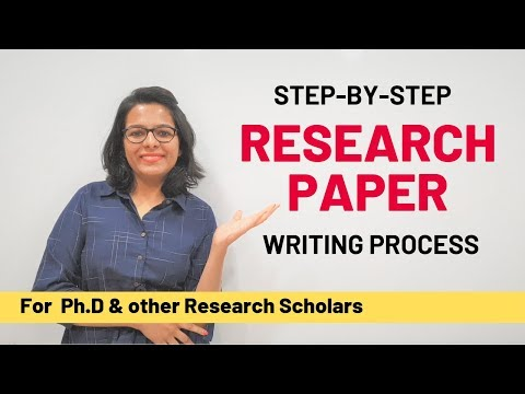 Got Stuck While Writing Research Paper? Try These Tips To Write Ph.D Thesis & Research Papers Easily