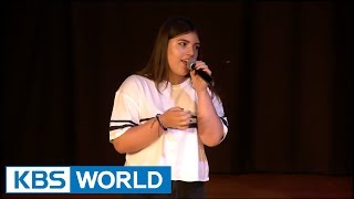 Preliminary Winners of 2017 K-POP World Festival : Ioanna Koutsounaki (Greece)