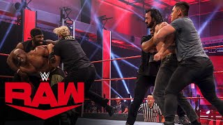 Drew McIntyre and Bobby Lashley engage in wild brawl: Raw, May 25, 2020