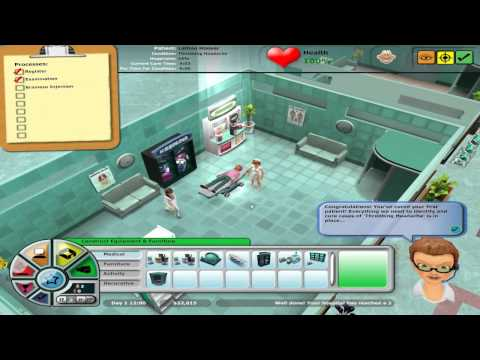 Poorly Rated: Hospital Tycoon