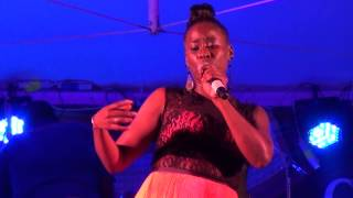 Valene Nedd - Beat You Down [Romain Virgo Cover] - Red Affair Event - 2014
