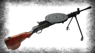За Что Фронтовики Критиковали Пулемет ДП