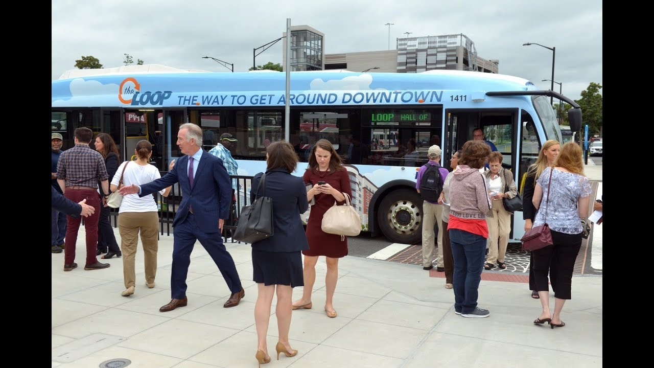 MGM Springfield reveals 'The Loop' bus service to bring