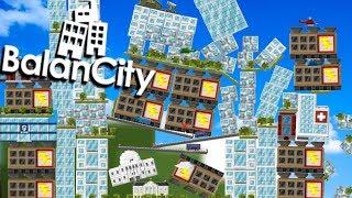 CITY CRUMBLES UNDER DISASTERS AND UFO ATTACKS?! - Balancity Gameplay