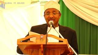 BREAKING: Waziri wa Ulinzi Azungumzia Tukio la Kenya