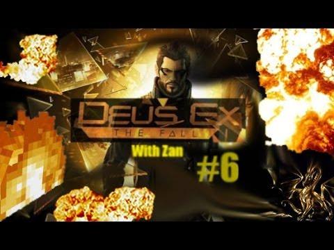 Deus Ex:The Fall-Episode 6- Squeaky Cobra |