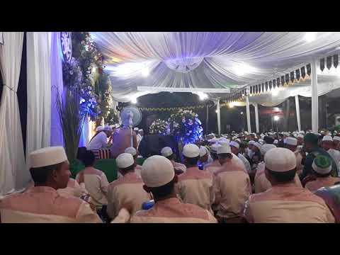 Qosidah Bismillah Medley Sholatullahima, Habib Abdullah Al Athos di Bang Jaya MT ASWAJA