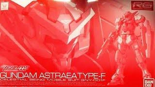 P-Bandai 1/144 RG Gundam Astraea Type F Review