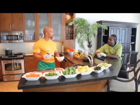Crackpot Kitchen : Healthy Eating Cooking Show