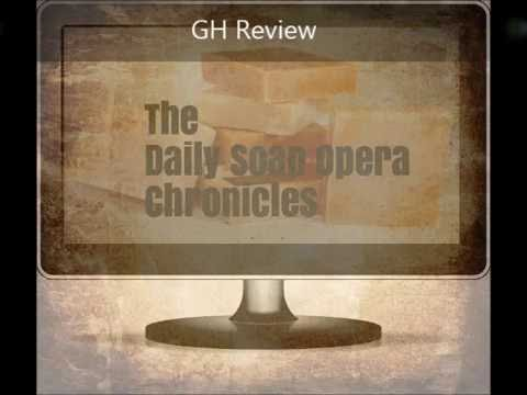 DSOC General Hospital Review 9 2 16