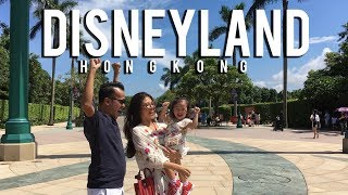 THE ONSU: GOES TO DISNEYLAND HONGKONG