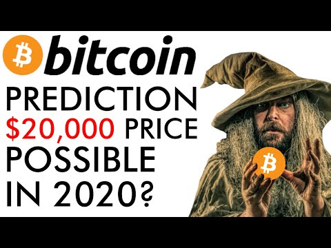 Bitcoin Price Prediction – $20,000 BTC Possible In 2020?