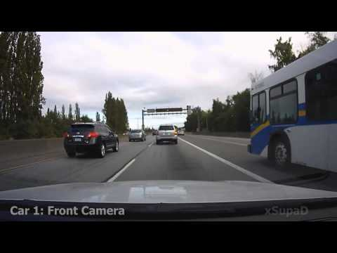 Asshole on HWY 99 - 6/24/14