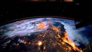[Dreamscene] Animated Wallpaper - Earth View from the ISS