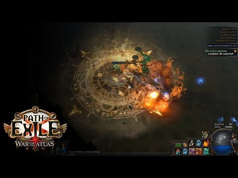 Path of Exile - Bestiary League #24 - (Livestream-Mitschnitt 12.04.2018) [german]
