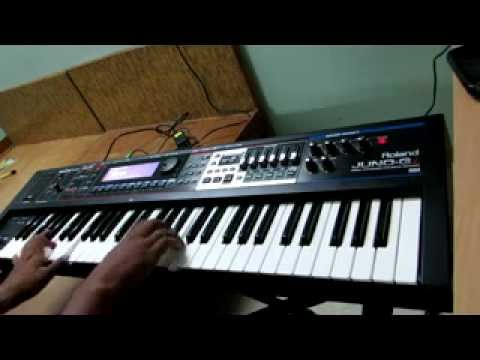 how to play the song tum hi ho on casio