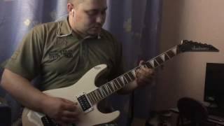 Баста Выпускной (МЕДЛЯЧОК) (GUITAR COVER)  Табов нет, минус делал сам!