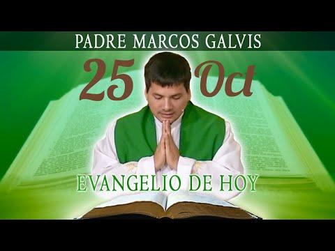 Evangelio de Hoy Jueves 25 de Octubre de 2018 - Padre Marcos Galvis #EvangeliodeHoy