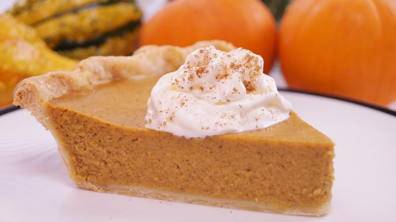 Pumpkin Pie Recipe: From Scratch: How To Make Homemade ...