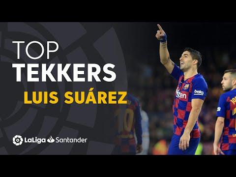 LaLiga Tekkers: Hat-trick De Asistencias De Luis Suárez