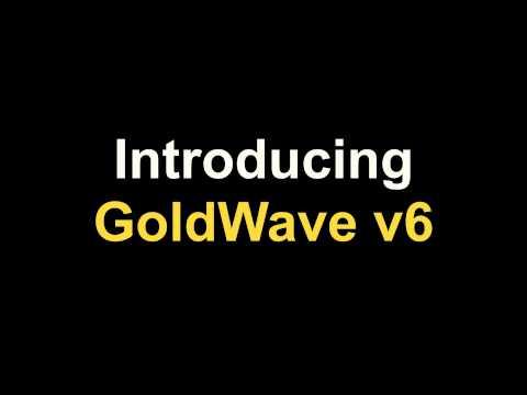 GoldWave v6