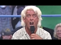 Ric Flair's wildest outbursts