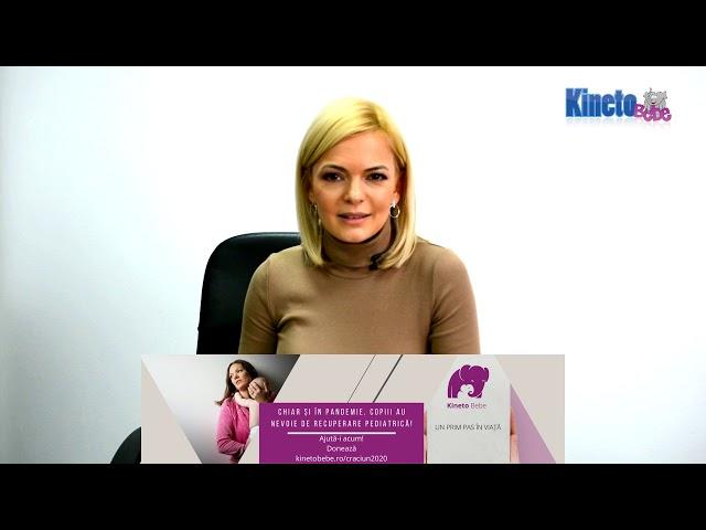 KinetoBebe- Campania Un prim pas in viata - Povestea Dianei