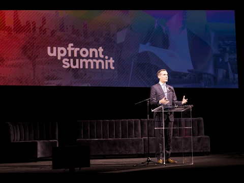 Mayor Eric Garcetti, Mayor of Los Angeles | Upfront Summit 2017