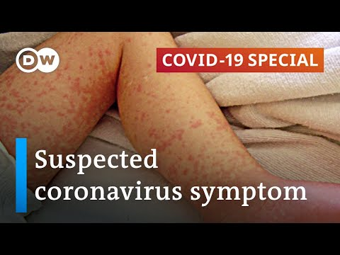 Coronavirus suspected of