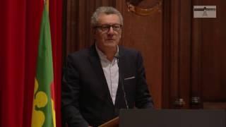 Y. Mayeur – Bourgmestre de Bruxelles - 2016-10