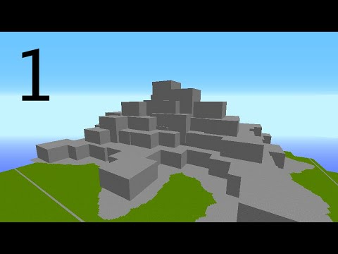 Minecraft Mountain Project | Part 1