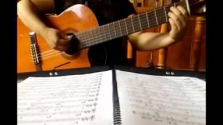Coros Unidos - Tiempo de Cosecha (Guitarra)