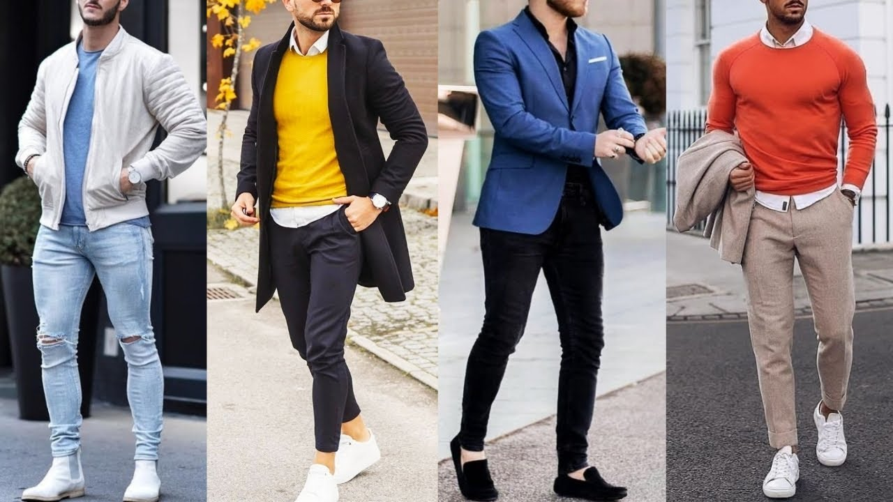 [VIDEO] - Men's Winter Casual Outfit Ideas || Men's Fashion || by Look Stylish 2