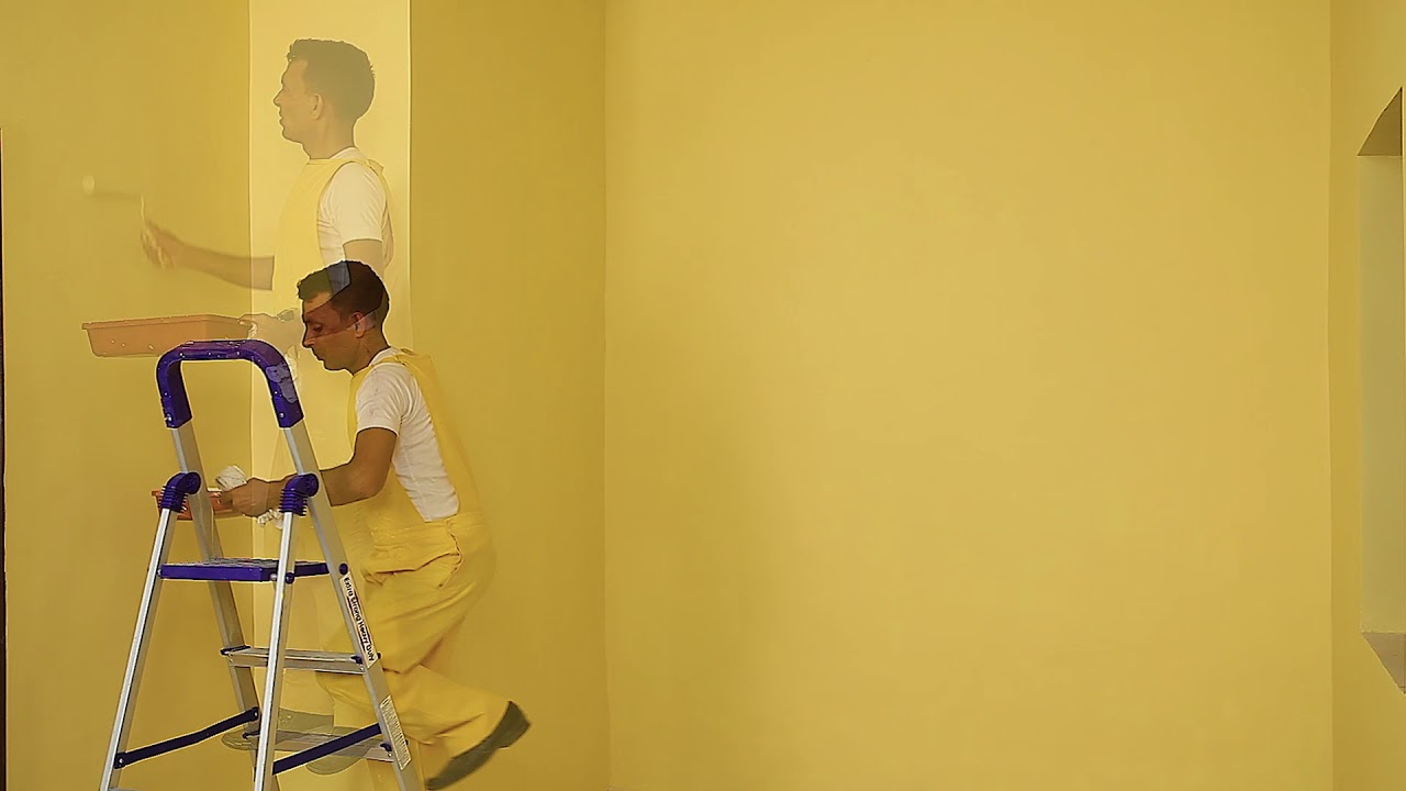Tips on how to paint walls after applying JK Wall Putty - YouTube