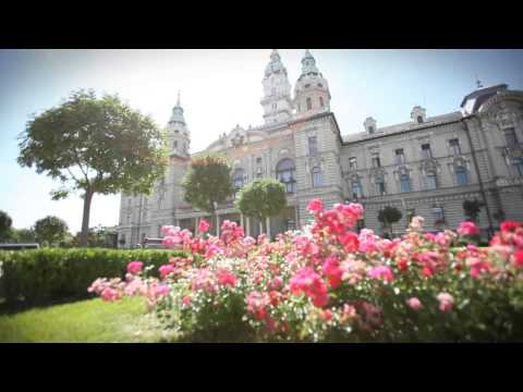 Győr 2017 Európai Ifjúsági Olimpiai Fesztivál - bemutatkozó film magyarul