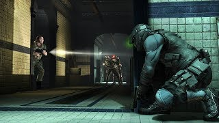 Epic Stealth Gameplay from Cool Action Game on PC Splinter Cell Conviction