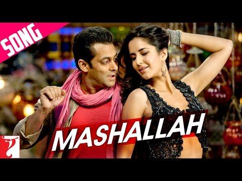 Mashallah  Song  Ek Tha Tiger  Salman Khan  Katrina Kaif  Wajid  Shreya Ghoshal