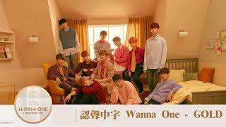 【認聲/繁中字】Wanna One 워너원 - GOLD
