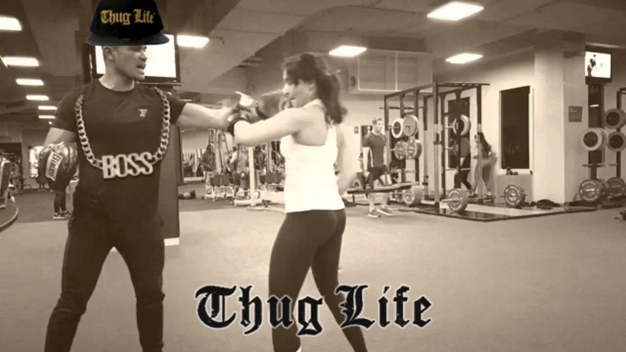Rami boxing: Thug Life