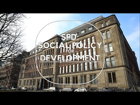 Why not Major in: Social policy for Development? | ISS the Hague
